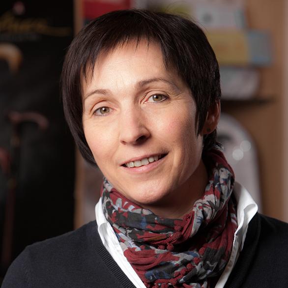 Ulla Vennes Sanitätshausfachverkäuferin, Filiale Vreden