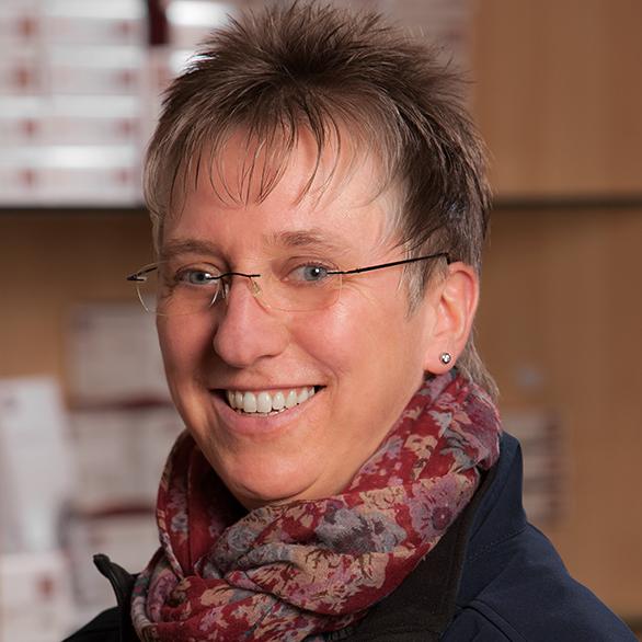 Roswitha Bienhüls Sanitätshausfachverkäuferin, Filiale Boltenhof