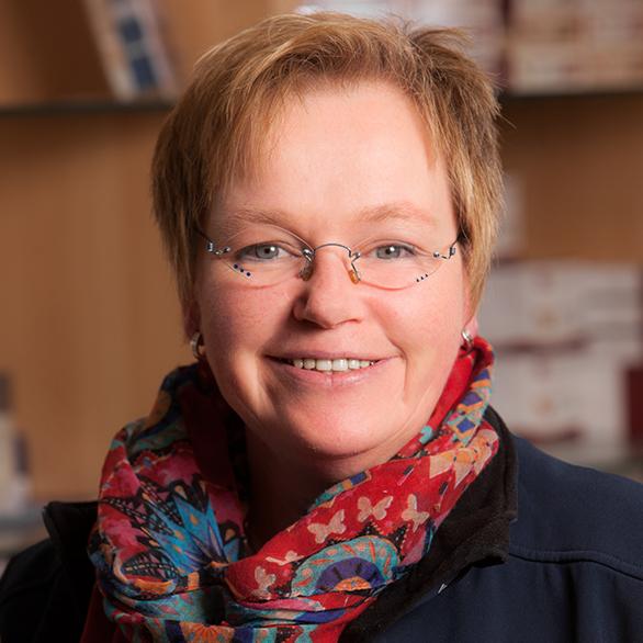 Marlies Bröker Sanitätshausfachverkäuferin, Filiale Boltenhof